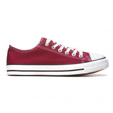Pantofi sport bărbați Dilen roșii It050216-2 2