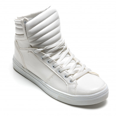 Pantofi sport bărbați Coner albi il160216-14 3
