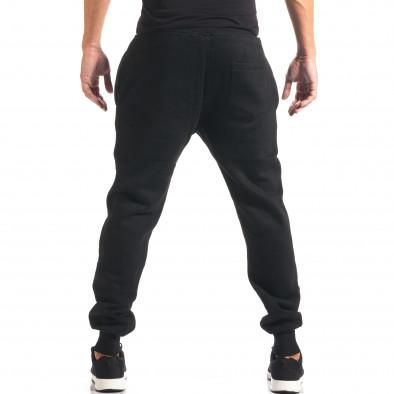 Pantaloni bărbați Marshall negru it160816-18 3