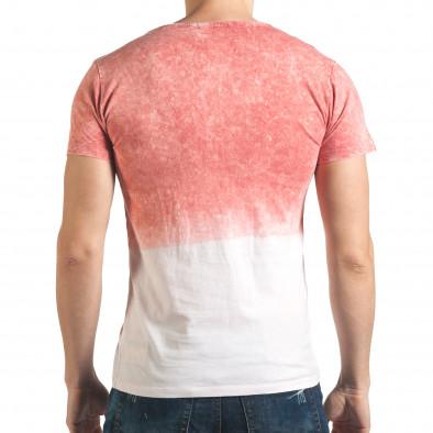 Tricou bărbați Lagos roz il140416-53 3