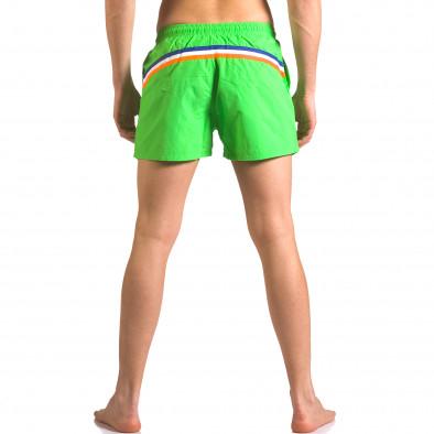 Costume de baie bărbați Bitti Jeans verde ca050416-4 3