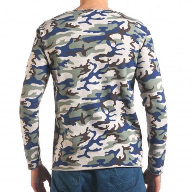 Bluză bărbați Wilfed camuflaj it250416-73 3