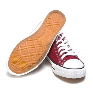 Pantofi sport bărbați Dilen roșii It050216-2 4
