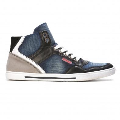 Pantofi sport bărbați Staka albaștri It050216-15 2