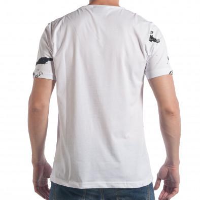 Tricou bărbați 2Y Premium alb tsf090617-49 3