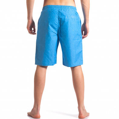 Costume de baie bărbați Austar Jeans albastru it250416-44 3