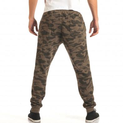 Pantaloni baggy bărbați Bread & Buttons camuflaj it191016-21 3