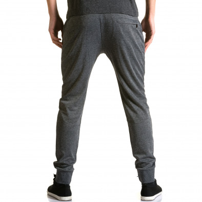Pantaloni baggy bărbați Furia Rossa gri ca190116-15 3