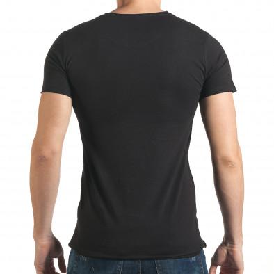 Tricou bărbați Catch negru il140416-14 3