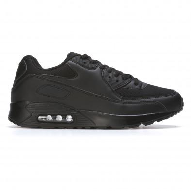 Adidași bărbați Fast Lee neagră It050216-7 2