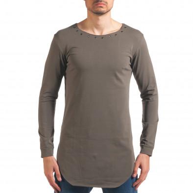 Bluză bărbați Black Fox verde it250416-77 2