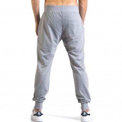 Pantaloni bărbați Marshall gri it110316-19 3