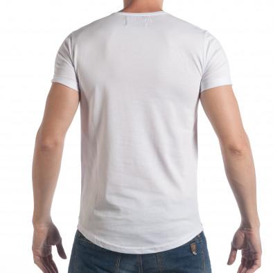 Tricou bărbați Breezy camuflaj tsf090617-24 3