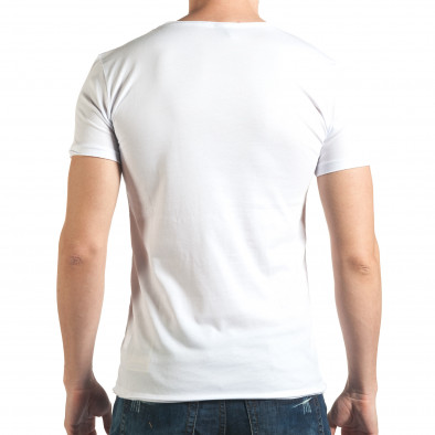 Tricou bărbați Catch alb il140416-13 3