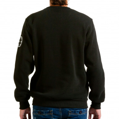 Bluză bărbați Aosen neagră hn240815-57 3