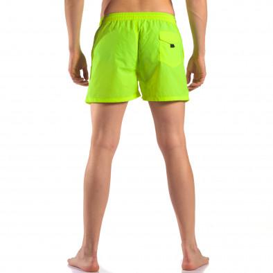 Costume de baie bărbați New Mentality verde it150616-26 3