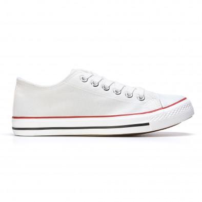 Pantofi sport bărbați Dilen albi it170315-13 2