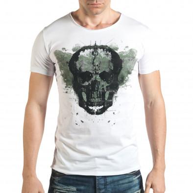 Tricou bărbați Catch alb il140416-13 2
