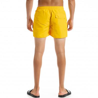 Costume de baie bărbați Basic galben it010720-40 3