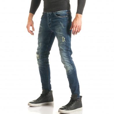 Blugi bărbați Always Jeans albaștri it181116-63 4
