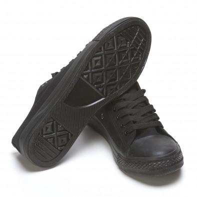 Pantofi sport bărbați FM  negri 110416-4 4