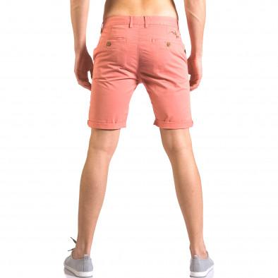 Pantaloni scurți bărbați XZX-Star roșii ca050416-60 3