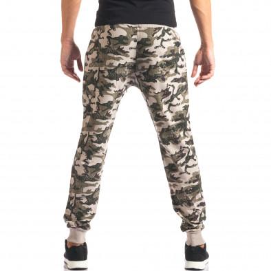 Pantaloni bărbați New Mentality camuflaj it160816-3 3