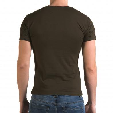 Tricou bărbați Lagos verde il120216-54 3