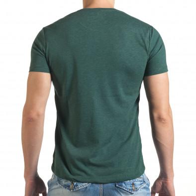 Tricou bărbați Just Relax verde il140416-46 3