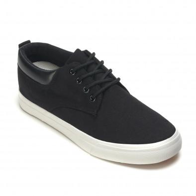 Pantofi sport bărbați Garago negri it170315-14 3