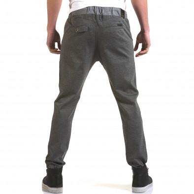 Pantaloni bărbați Jack Berry gri it090216-29 3