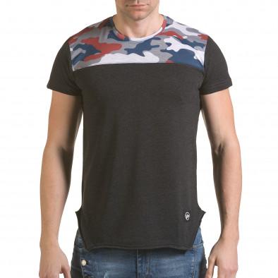 Tricou bărbați SAW camuflaj il170216-53 2