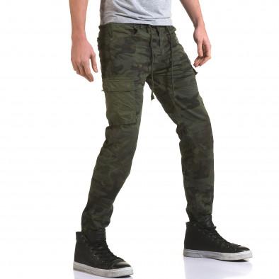 Pantaloni bărbați Yes Design camuflaj it090216-11 4