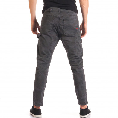 Pantaloni bărbați Y-Two camuflaj it150816-15 3