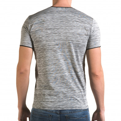 Tricou bărbați Lagos gri il120216-36 3