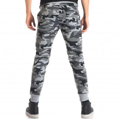 Pantaloni bărbați Top Star camuflaj ca280916-13 3