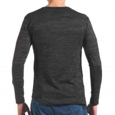 Bluză bărbați Uniplay gri it250416-82 3