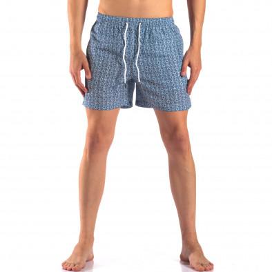 Costume de baie bărbați Bread & Buttons albastru it150616-16 2