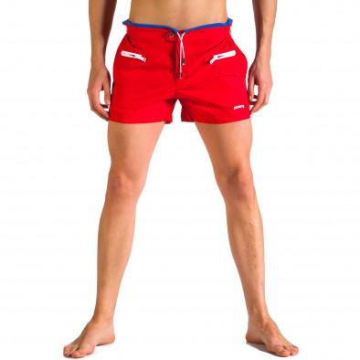 Costume de baie bărbați Justboy roșu it250416-62 2