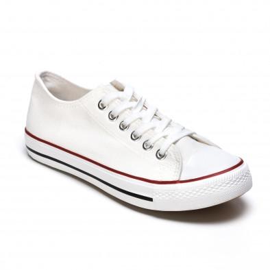 Pantofi sport bărbați Dilen albi it170315-13 3