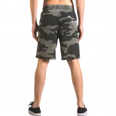 Pantaloni scurți bărbați Top Star camuflaj ca050416-46 3