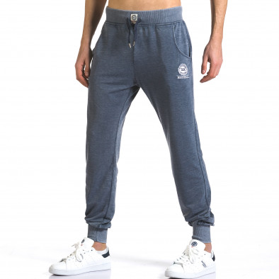 Pantaloni bărbați Marshall albastru it110316-22 4