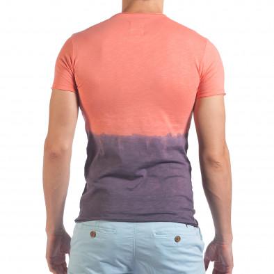 Tricou bărbați SAW roz il060616-34 3