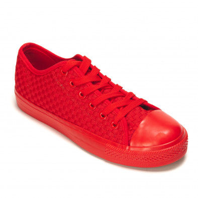 Teniși bărbați Bella Comoda roșii it050816-6 3
