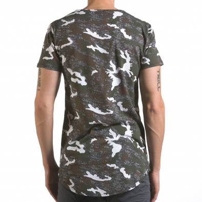 Tricou bărbați Uniplay camuflaj it110316-97 3