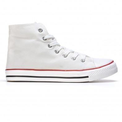 Pantofi sport bărbați Dilen albi it170315-9 2