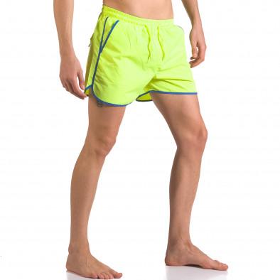 Costume de baie bărbați Parablu verde ca050416-12 4