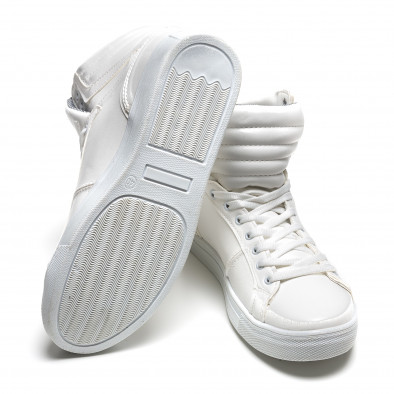 Pantofi sport bărbați Coner albi il160216-14 4