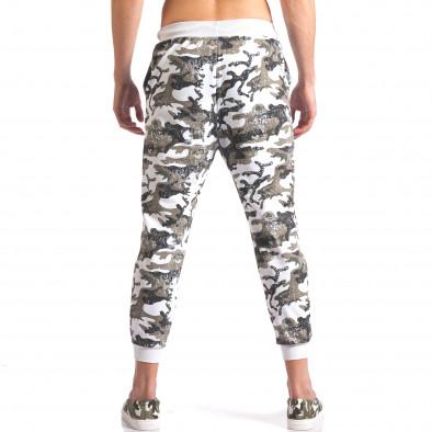 Pantaloni bărbați FM camuflaj it260416-34 3