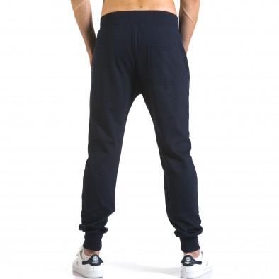 Pantaloni bărbați Marshall albastru it110316-13 3